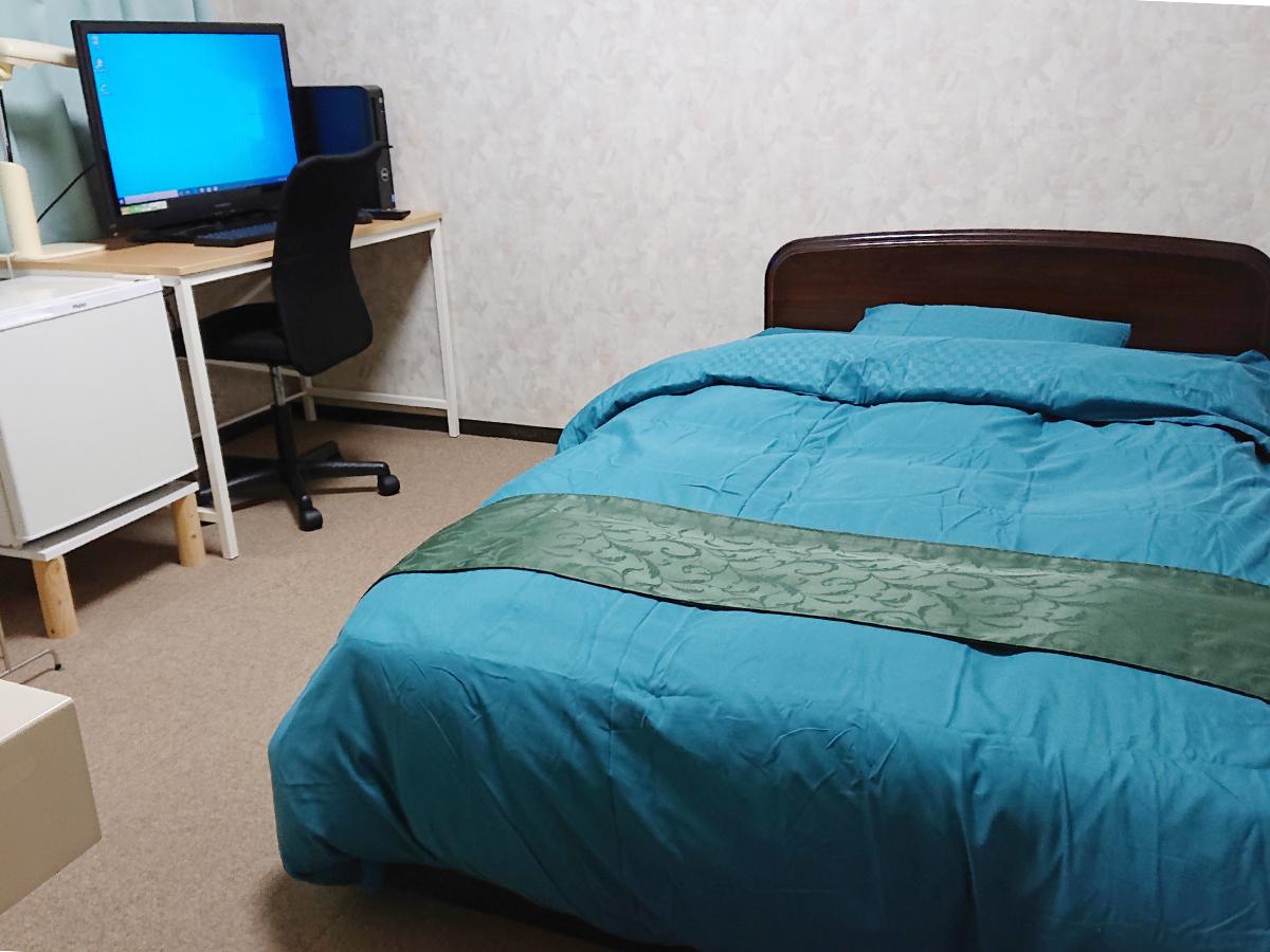 PC完備のお部屋