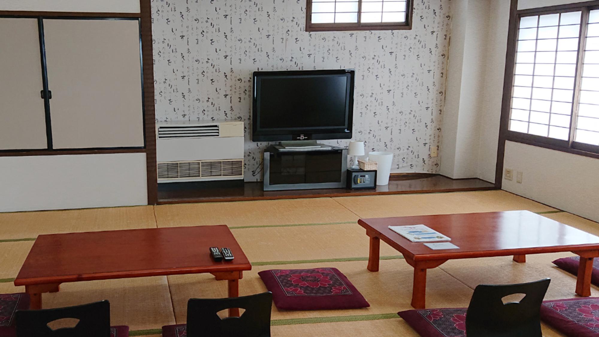 客室 - GUEST ROOM